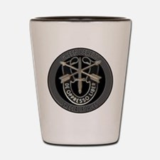 Special Forces Green Berets Shot Glass