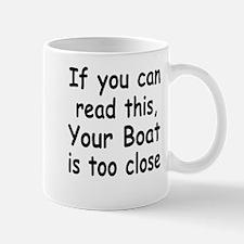 Unique Nautical captain and first mate Mug