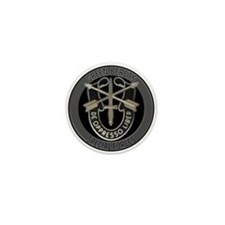 Special Forces Green Berets Mini Button