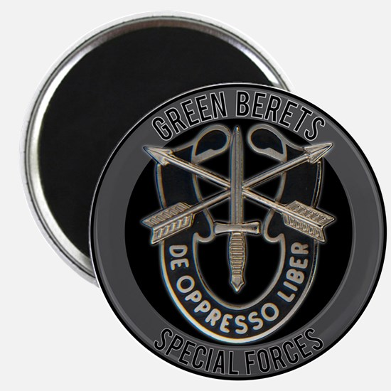 Special Forces Green Berets Magnets
