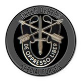 Special forces Car Magnets
