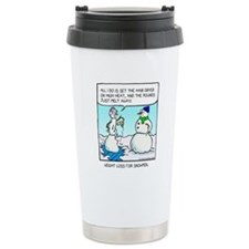 Funny Salad Travel Mug