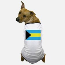 The Bahamas Flag Dog T-Shirt