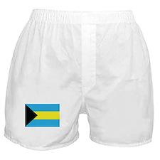 The Bahamas Flag Boxer Shorts