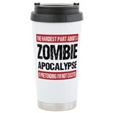 Zombie Travel Mugs