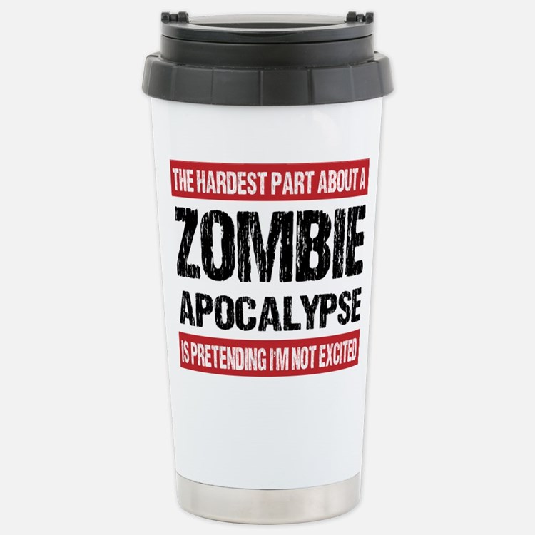 Cute Zombies Travel Mug