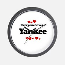 Everyone loves a Yankee Wall Clock