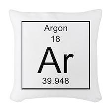 18. Argon Woven Throw Pillow