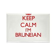 Keep Calm I'm Bruneian Magnets