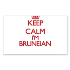 Keep Calm I'm Bruneian Decal