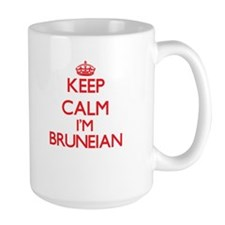 Keep Calm I'm Bruneian Mugs