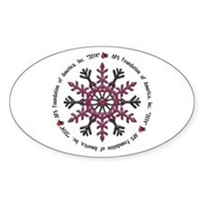 Exclusive 2014 Holiday APSFA Ornament Decal