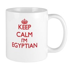 Keep Calm I'm Egyptian Mugs