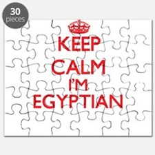 Keep Calm I'm Egyptian Puzzle
