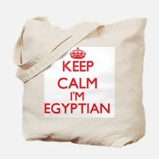 Keep Calm I'm Egyptian Tote Bag
