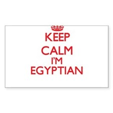 Keep Calm I'm Egyptian Decal