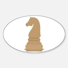 Chess Piece Knight Decal