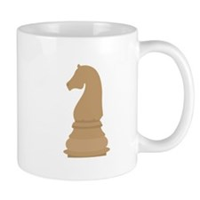 Chess Piece Knight Mugs