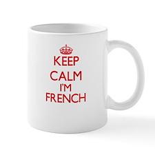 Keep Calm I'm French Mugs