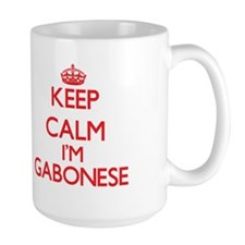 Keep Calm I'm Gabonese Mugs