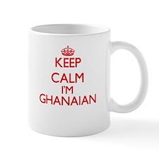 Keep Calm I'm Ghanaian Mugs