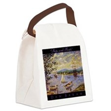Impressionism Canvas Lunch Bag
