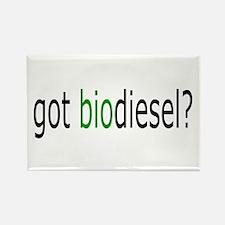 got biodiesel Rectangle Magnet (10 pack)