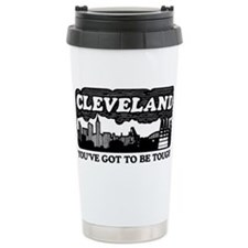 Unique Cleveland Travel Mug