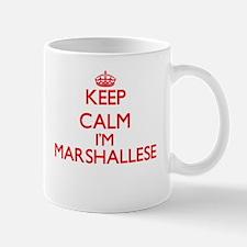 Keep Calm I'm Marshallese Mugs