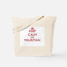 Keep Calm I'm Mauritian Tote Bag