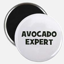 avocado expert Magnet
