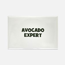 avocado expert Rectangle Magnet (100 pack)