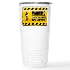 Cute Probation Travel Mug