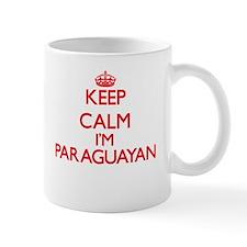 Keep Calm I'm Paraguayan Mugs