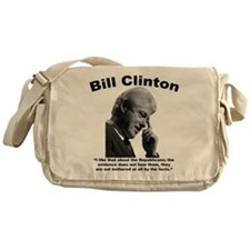 Clinton: Republicans Messenger Bag