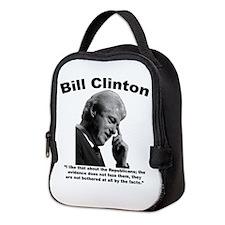 Clinton: Republicans Neoprene Lunch Bag