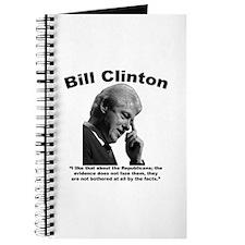 Clinton: Republicans Journal