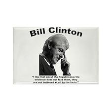 Clinton: Republicans Rectangle Magnet (100 pack)