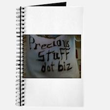 PreciousStuffDotBiz Design Journal