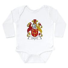 Cute Martel Long Sleeve Infant Bodysuit