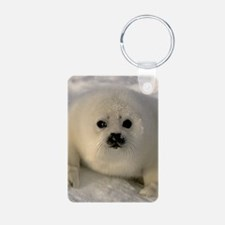 Baby Seal Keychains