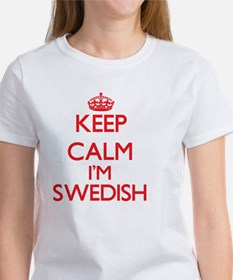 Keep Calm I'm Swedish T-Shirt