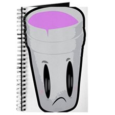 Purple, codeine Journal