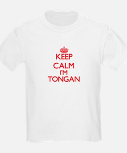 Keep Calm I'm Tongan T-Shirt