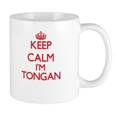 Keep Calm I'm Tongan Mugs