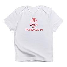 Keep Calm I'm Trinidadian Infant T-Shirt