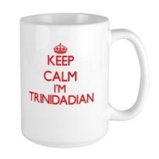 Keep Calm I'm Trinidadian Mugs