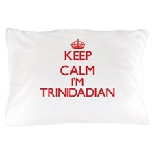 Keep Calm I'm Trinidadian Pillow Case