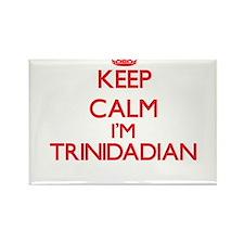 Keep Calm I'm Trinidadian Magnets
