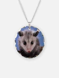 Cute Opossum Necklace